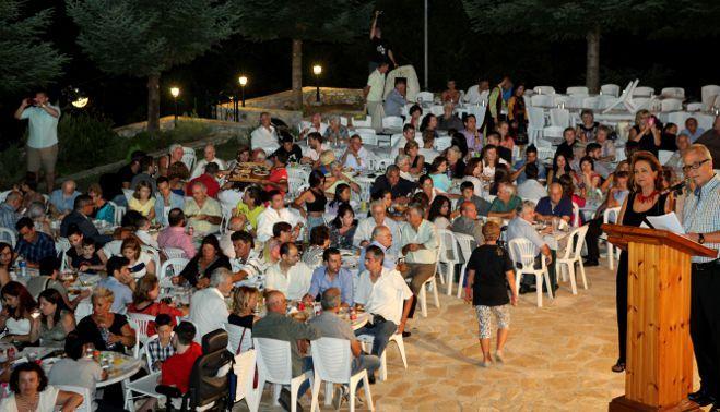 """Ομιλία του Προέδρου του Συλλόγου μας στην εκδήλωση """"Αντάμωμα 2014"""""""